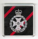 ROYAL GREEN JACKETS FRIDGE MAGNET